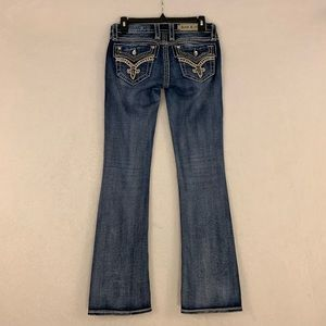 Rock & Revival Donna Boot Cut Jeans Size 25